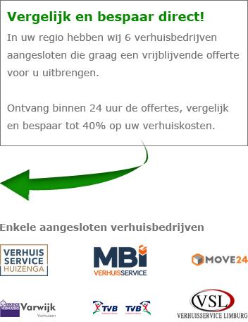 Contact Hulp bij Verhuizen